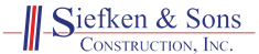 Siefken & Sons Construction, Inc.